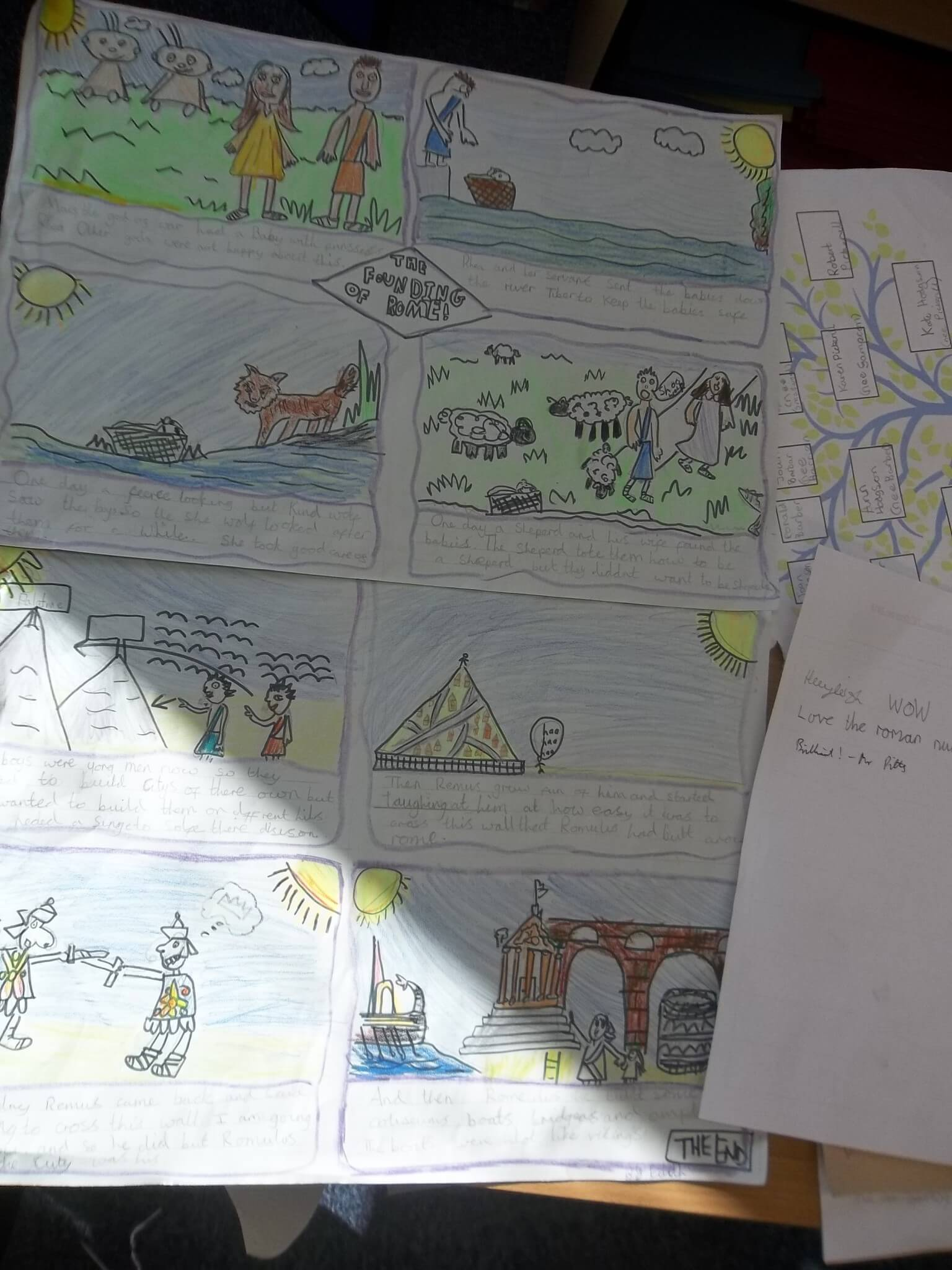 Key stage 2 homework gallery afternoon gomersal st marys cec 1002572 gumiabroncs Image collections